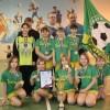 Победители в Финальных Российских соревнованиях Общественного проекта «Мини-футбол – в школу»